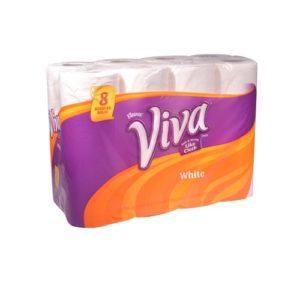 Viva Paper Towel, 8 Rolls