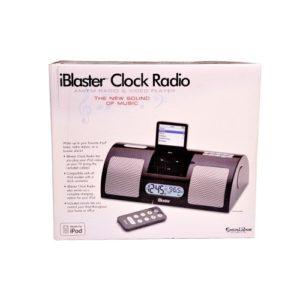 iBlaster Clock Radio